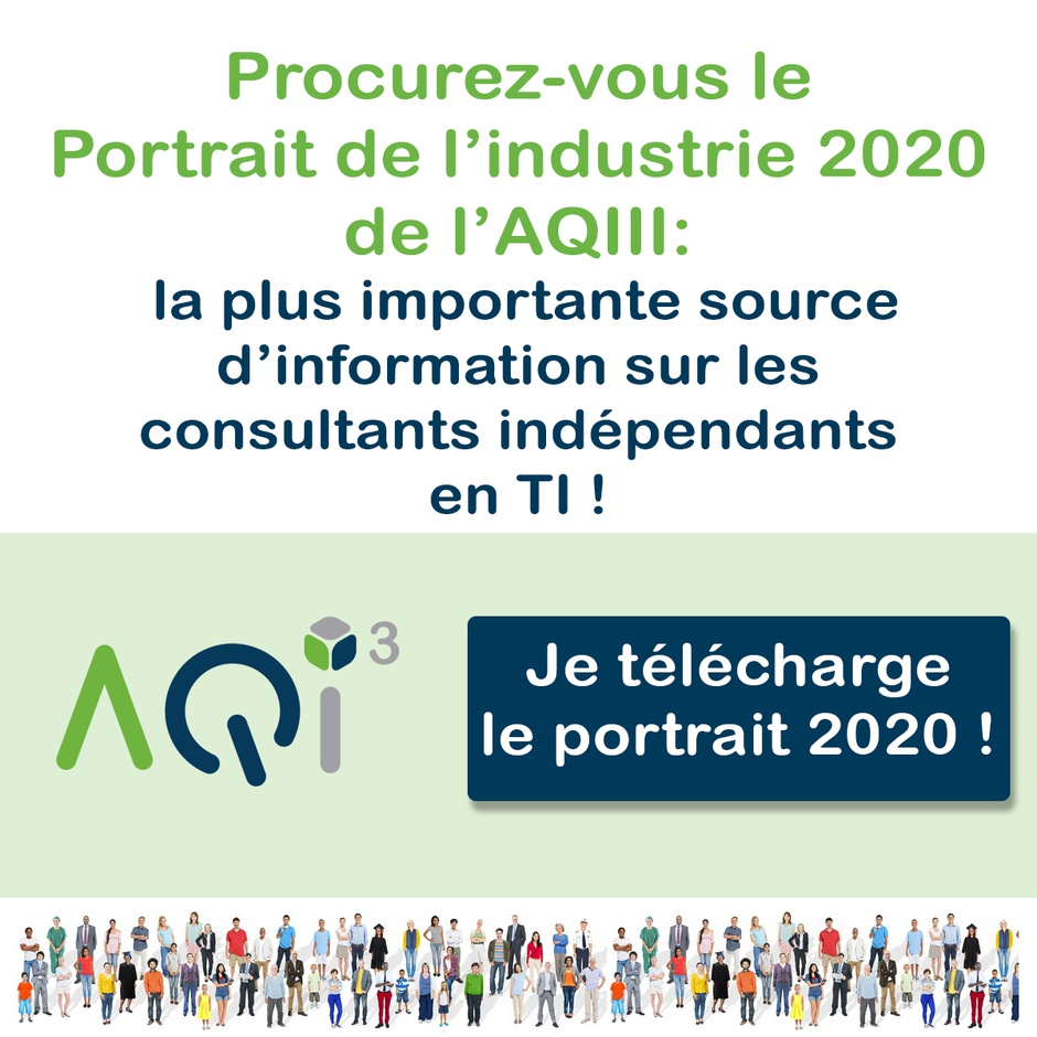 Portrait de l'industrie 2020