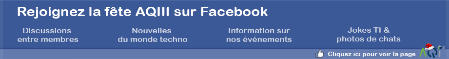 Joindre Facebook
