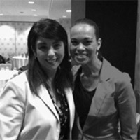 Martine LEFEBVRE and Christelle NATIVIDAD Code6, AQIII Platinum partners since 2007