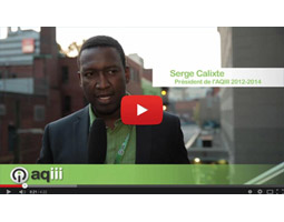 AQIII pays tribute to Serge Calixte